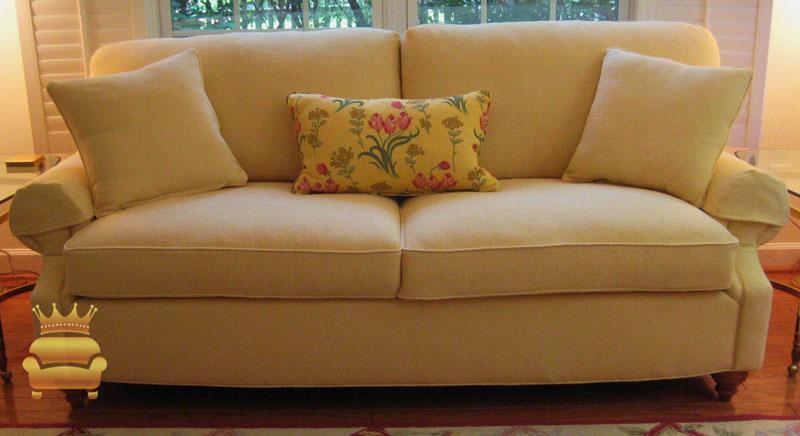 Cách giặt ghế sofa vải nỉ hiệu quả
