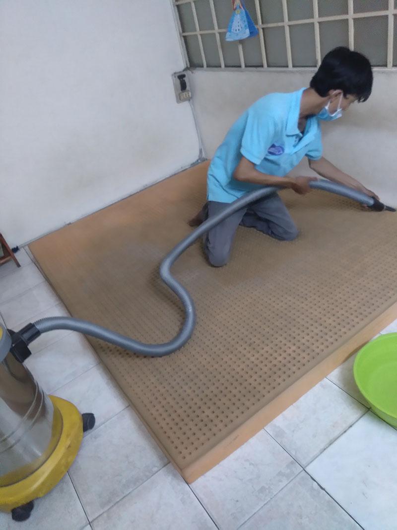 Giặt nệm tại nhà uy tín trách nhiệm